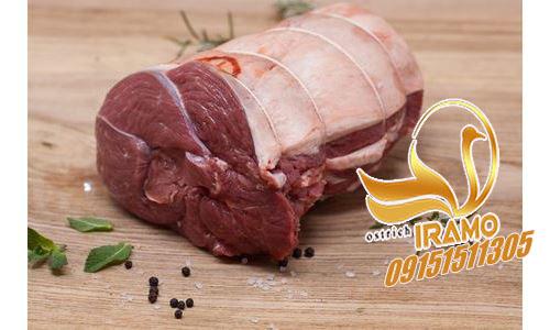 فواید گوشت شترمرغ